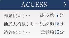 詳しいアクセス